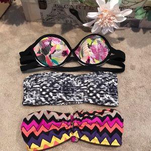 Other - 👙 Bundle of 3 Bikini Tops 👙